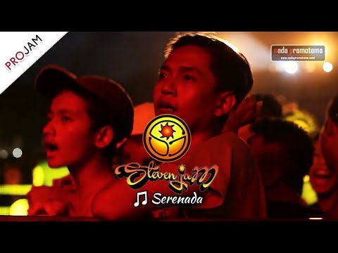 Asyiknya Steven Jam Bawain Lagu  Serenada [Live Konser PROJAM - JAKARTA 26 Agustus 2017]