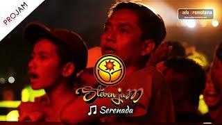 Gambar cover Asyiknya Steven Jam Bawain Lagu  Serenada [Live Konser PROJAM - JAKARTA 26 Agustus 2017]