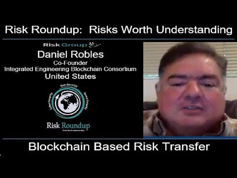 Blockchain based Risk Transfer