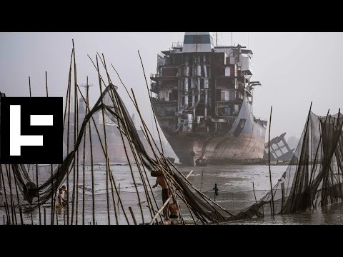 Danger: The Ship Breakers of Bangladesh