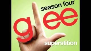 Glee - Superstition (DOWNLOAD MP3 + LYRICS)