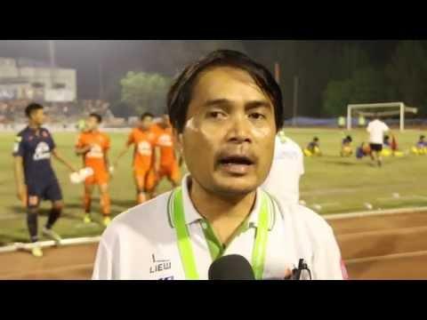 การฟุตบอล AIS ลีก นัดที่ 9 อุดรธานีเอฟซี 5 - 0 สกลนคร เมืองไทย เอฟซี