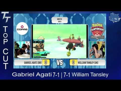 LATAM INTERNATIONAL CHAMPIONSHIPS / TOP 8A G.AGATI X W.TANSLEY