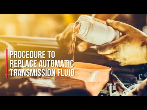 How to replace automatic transmission fluid for Mini cooper|Peugeot 308,3008,408,508|6 speed gearbox