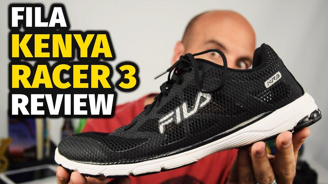 f1459347521 Fila Kenya Racer 3 - Review  pt-br  - YouTube