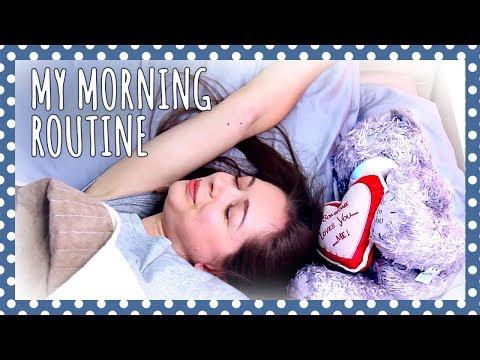 МОЁ УТРО +КОНКУРС | My Morning Routine 🐞 Afinka