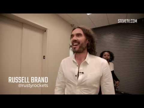 Behind the s with Russell Brand and Kimberly WilliamsPaisley