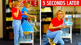AWKWARD MOMENTS EVERYONE CAN RELATE TO