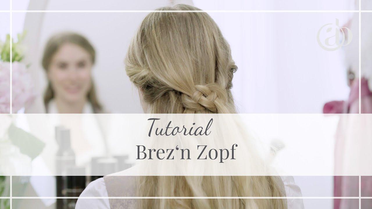 Der Brezn Zopf Eine Einfache Und Originelle Dirndl Frisur Fürs