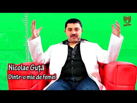 Nicolae Guta - Dintr-o mie de femei