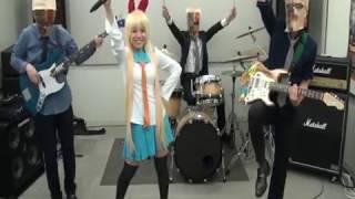 Gambar cover 【ニセコイOP】『Rally Go Round』をバンドで演奏してみた☆【TABもあるよ♪】