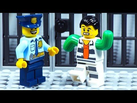 Lego City Prison Break Final Fail