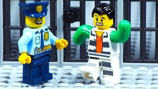 Lego City Prison Break Final Fail