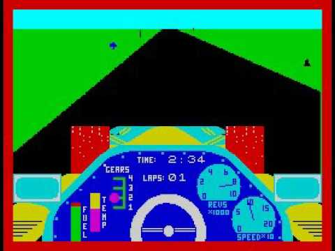 Chequered flag game (1983)