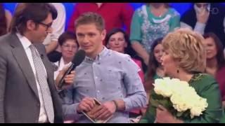 """Ваня Чебанов в программе """"Сегодня вечером"""" с Андреем Малаховым"""