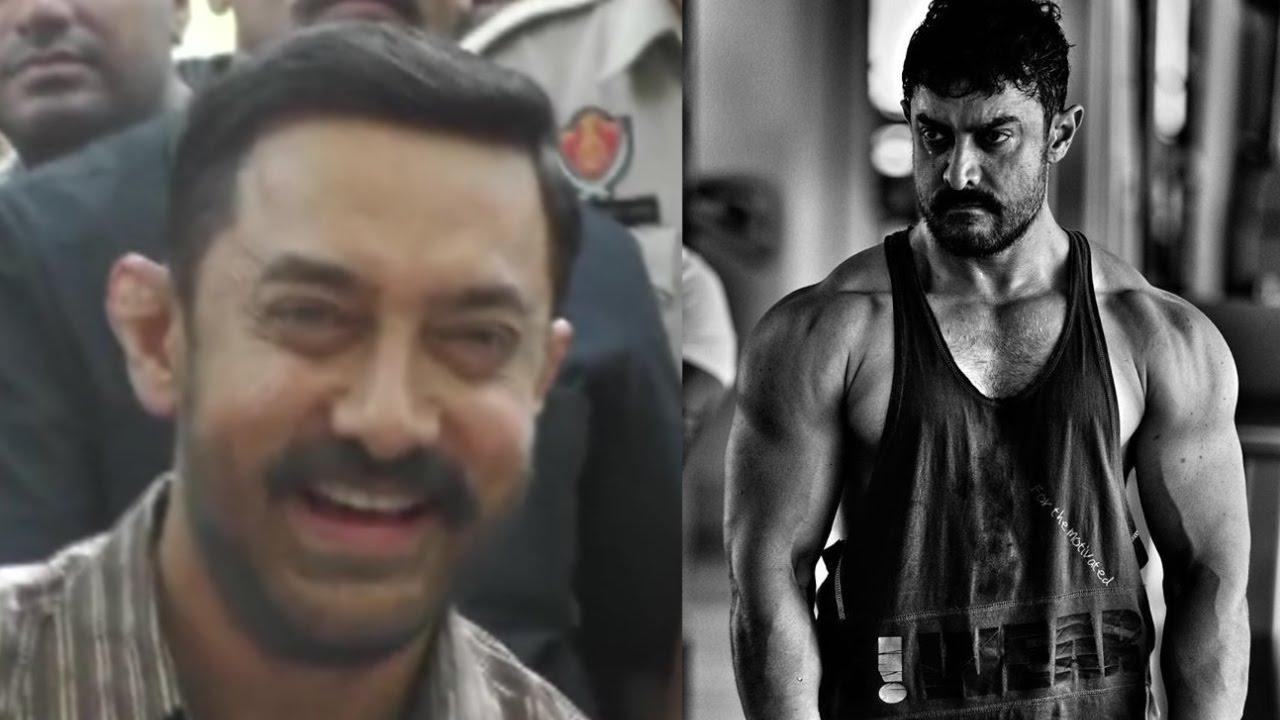 Aamir Khans Diet Fitness Secrets The Effort Behind The Dangal