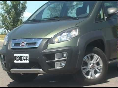 Fiat idea adventure citro n c3 aircross comparativo for Paragolpe delantero fiat idea adventure