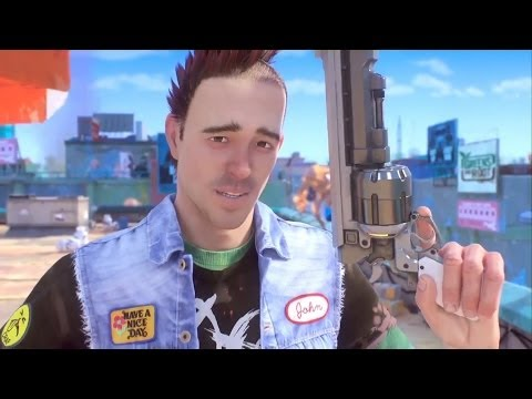 E3 2014 - Sunset Overdrive Cinematic Trailer (Xbox One Exclusive) (Sunset Overdrive)