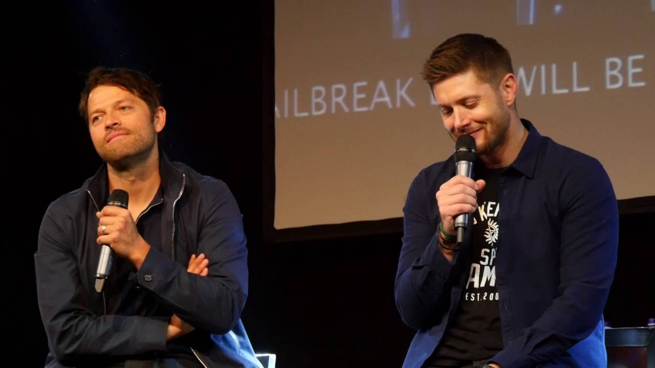 2016 JIB7 Jensen Misha Panel Part 1   YouTube  Misha Collins Resume