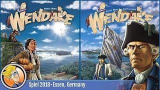 Wendake: New Allies — game overview at SPIEL '18