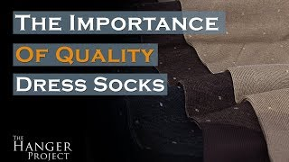 The Importance of Quality Dress Socks