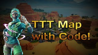 TTT (Touble in Terrorist Town) Map with Code | Fortnite Creative