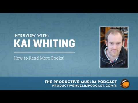 #1-7: How to Read More Books with Kai Whiting