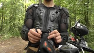 Китайские шмотки для езды на мотоцикле (мото экип)