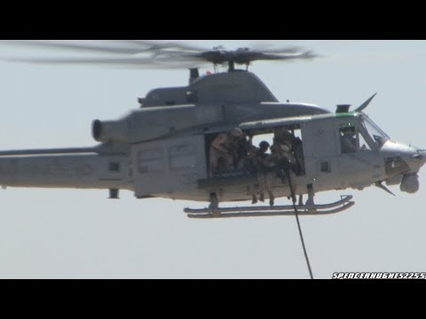 2011 MCAS Miramar Air Show - MAGTF (Marine Air Ground Task Force)
