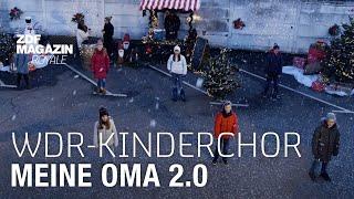 "WDR-Kinderchor feat. Jan Böhmermann – ""Meine Oma 2.0"""