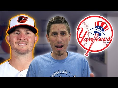 ZACH BRITTON TRADED TO NEW YORK YANKEES REACTION