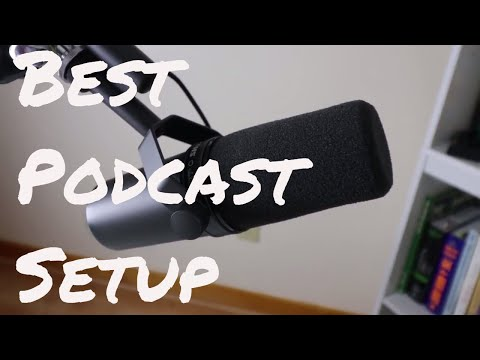 Best Podcast Setup - Affordable