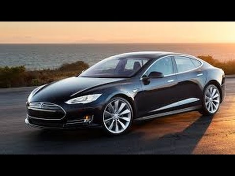 My test drive of the Tesla Model S P90D, amazing!!!