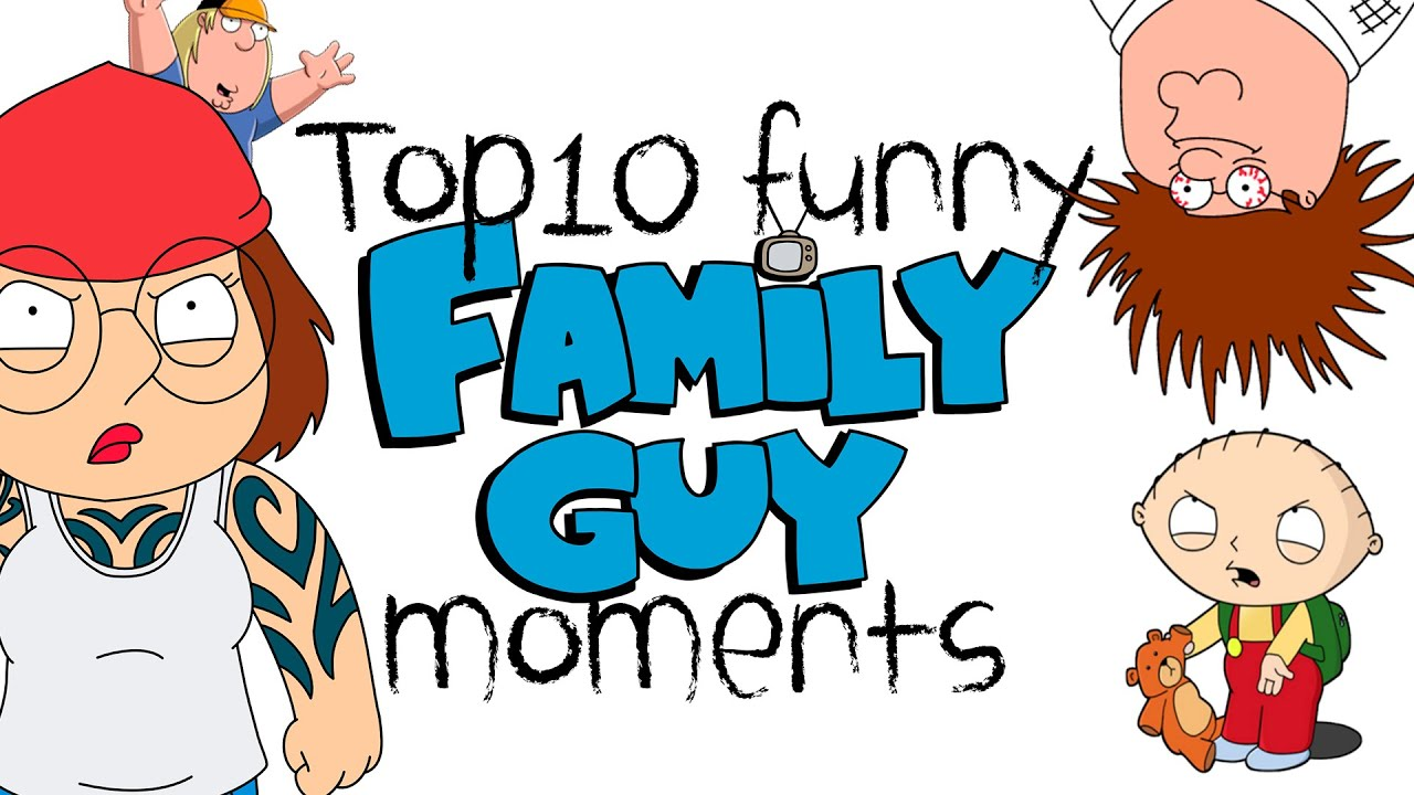 top 10 family guy sexy moments