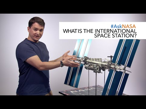 #AskNASA What is the International Space Station?
