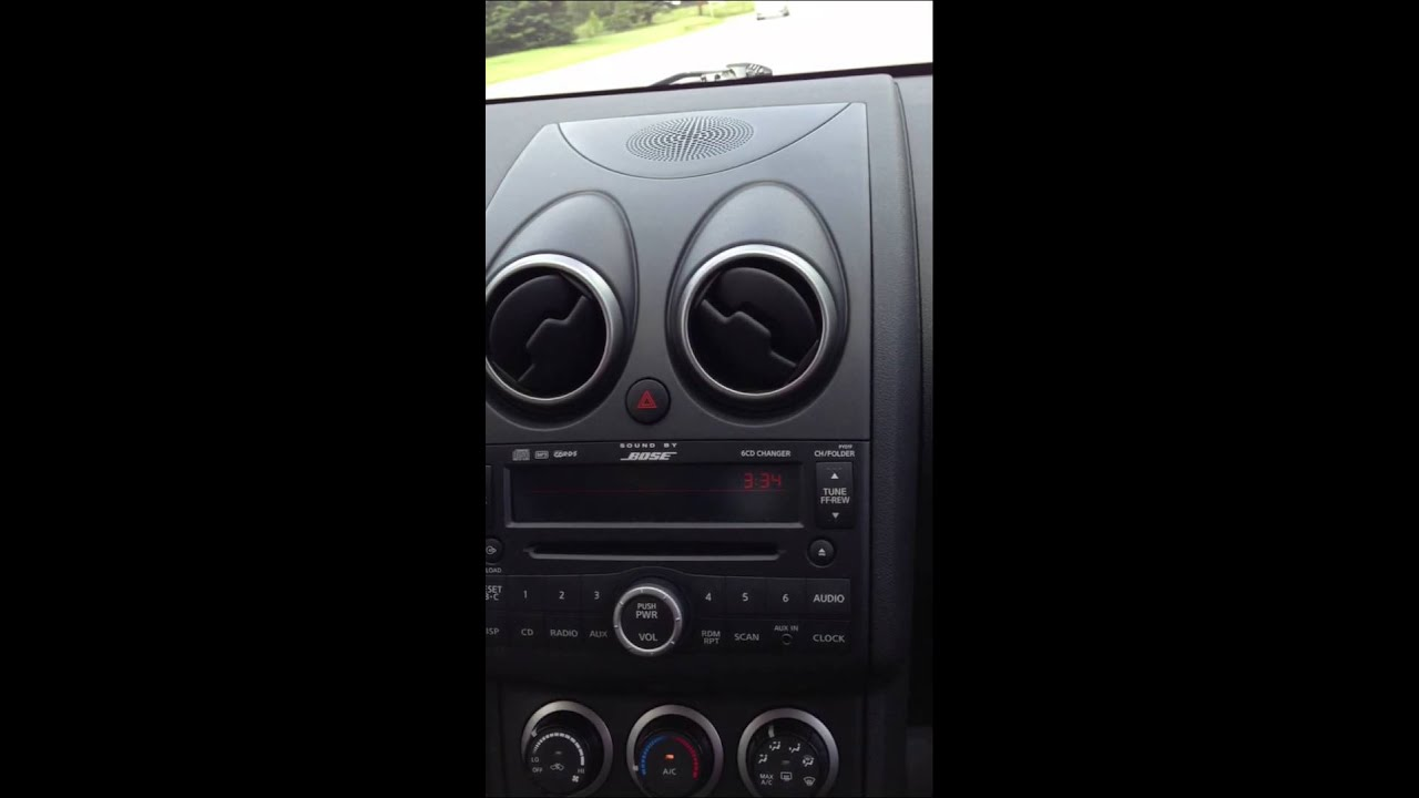 nissan rogue 2009 cvt transmission problem youtube. Black Bedroom Furniture Sets. Home Design Ideas