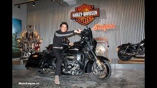 Diễn viên Quách Ngọc Ngoan tậu moto Harley-Davidson giá gần 2 tỷ đồng