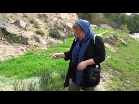 Sardabe - سردابه - Wulkan Sabalan - سبلان - Ardabil - اردبیل -  Gorące źródła - Iran