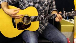 The Band Perry - If I Die Young - Acoustic Guitar Lesson - Beginner EASY