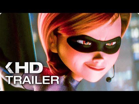 INCREDIBLES 2 Japanese Trailer (2018)