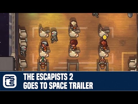 The Escapists 2 Multiplayer Will Take You to Outer Space