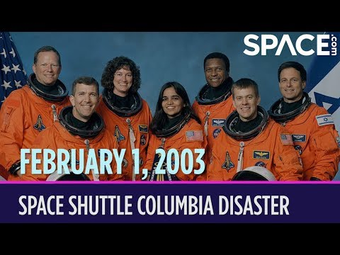 OTD in Space – February 1: Space Shuttle Columbia Disaster