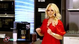 Soyer Grubu I Siemens EQ500 Tam Otomatik Kahve Makinesi