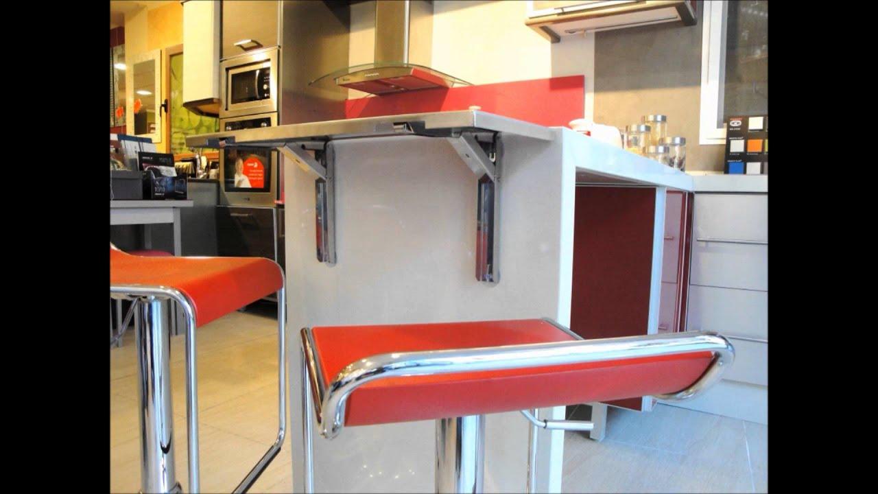 Mesas Cocina Abatibles | Dormitorios - Literas Y Trenes