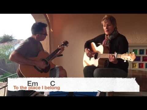 Take Me Home Country Roads - Lyrics & Guitar Chords - catsfurball