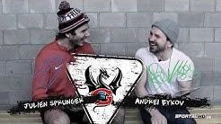 The Draw Challenge: Julien Sprunger & Andrei Bykov (HC Fribourg-Gottéron)