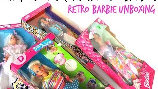 RETRO BARBIE UNBOXING - THRIFT STORE AND CONSIGNMENT BARBIES