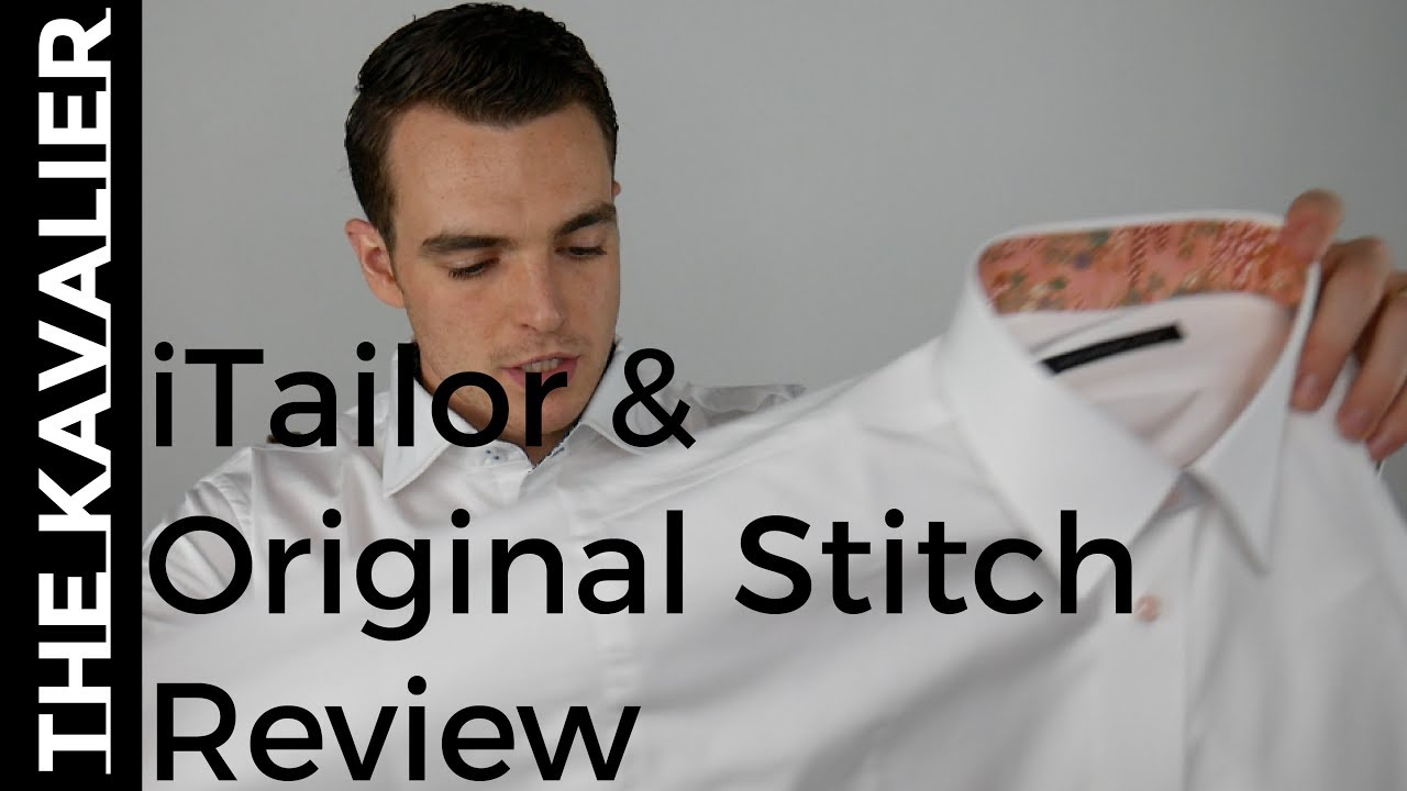 iTailor & Original Stitch Unboxing & Review