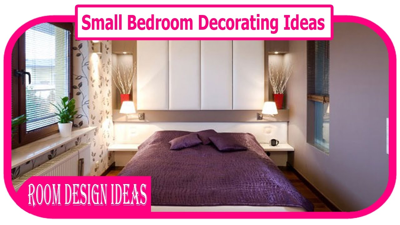 Small Bedroom Decorating Ideas How I Decorated My Small Bedroom