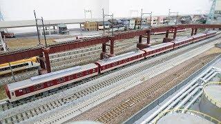 Nゲージ鉄道模型 近鉄5800系大阪線仕様